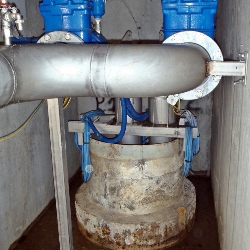 Projet HYD2 Captages eau martels